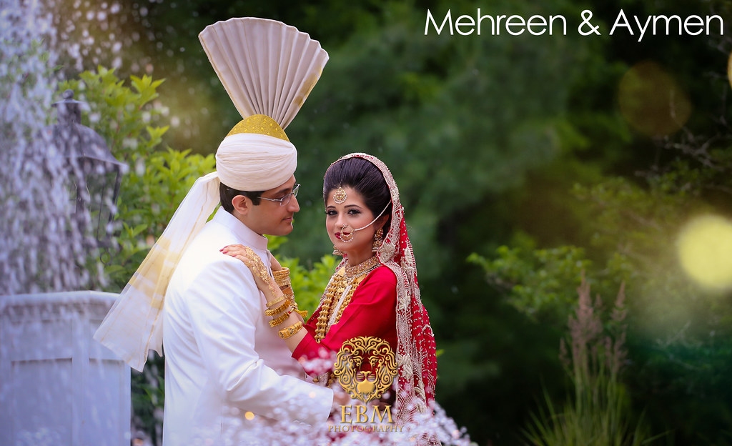 Mehreen + Aymen - Wedding