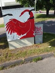Artists vs Grafiti