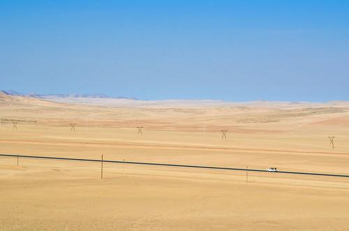 Desert road B4, Aus-Lüderitz