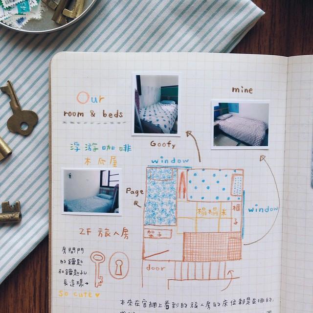 201405-台南之旅手帳008