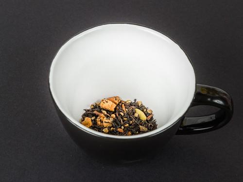 Riley-Christmas Tea Cup