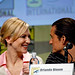 Cate Blanchett and Orlando Bloom - The Hobbit Panel Comic-Con 2014