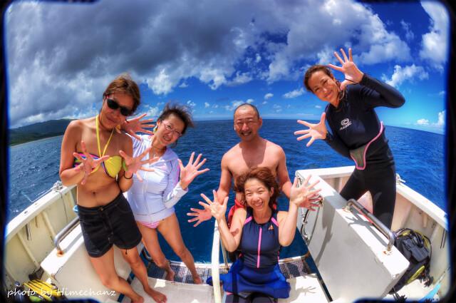 本日の集合写真♪ 2014/08/20
