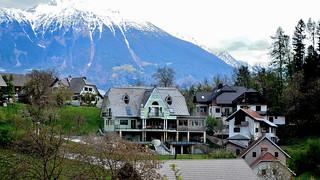 Casas en Bled (Eslovenia)