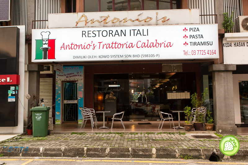 ANTONIO ITALLIAN CUISINE, TTDI