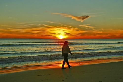 sunset praia mar céu puestasdesol vilamoura àgua núvens pordesol