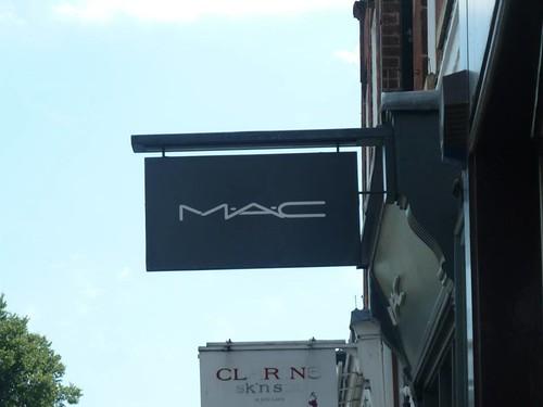MAC Makeover