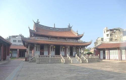 Changhua-Confucius Temple (5)