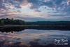 Past Sunset at Pickerel Lake Cannonsburg, MI-5174
