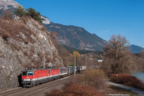 tren austria österreich brenner zug bahnhof bahn treno öbb brennero trenitalia ferrovia treni bahnof inntal ferrovie obb 1144 tedesco jenbach brennerbahn rh144 öbb1144 1144211 intallbahn