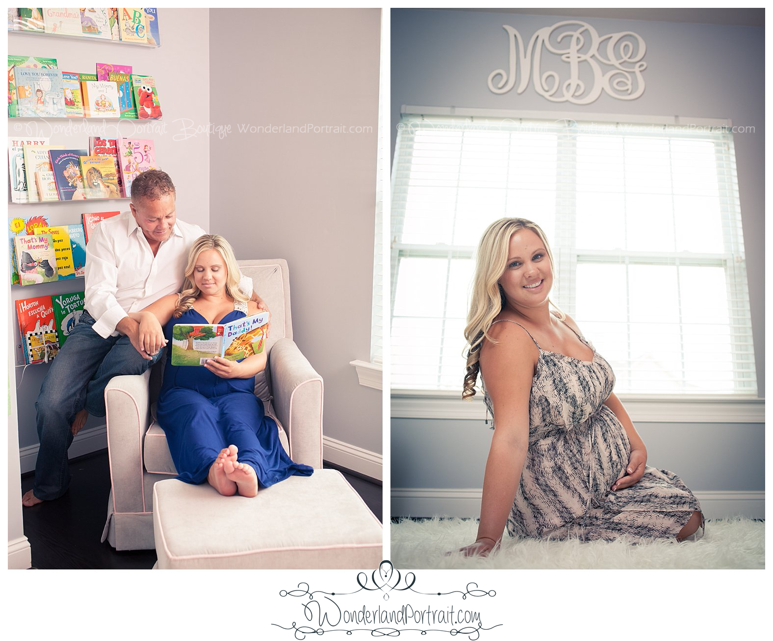 Bucks County PA Maternity Photographer | WonderlandPortrait.com