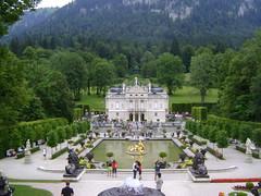 castelele bavariei-linderhof/castles in bavaria-linderhof