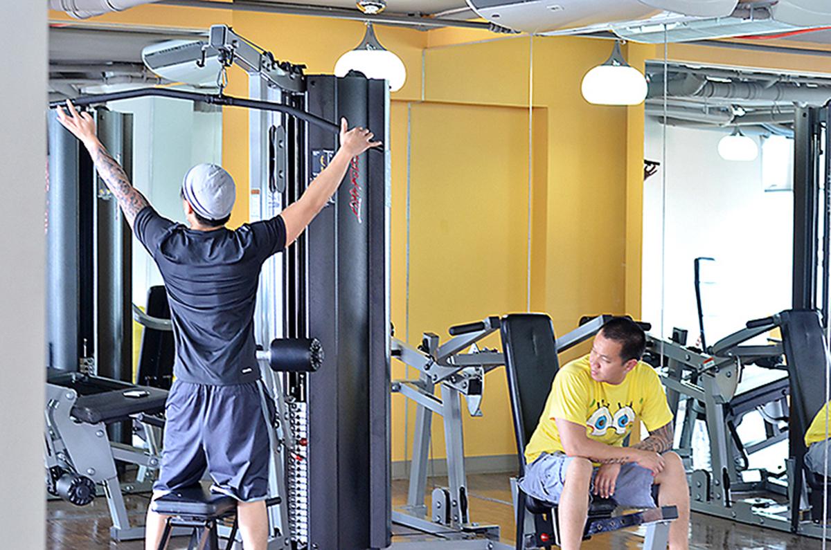 Trice Nagusara Gym 3