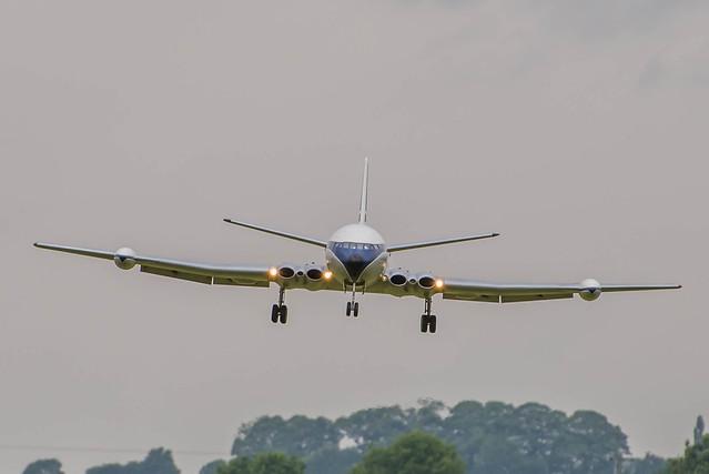 Model De Havilland Comet