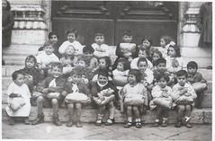 11435  Rome Italy Jewish Children Holocaust