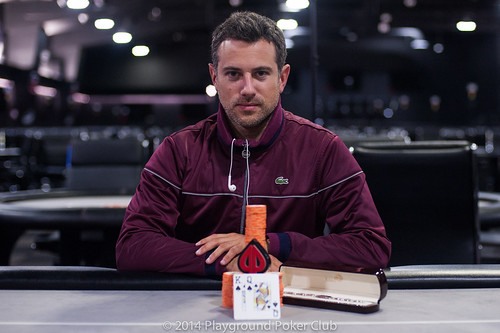 Event 4 Champion: Felix Sides