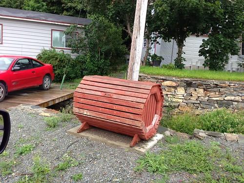 The Newfoundland Garbage Box