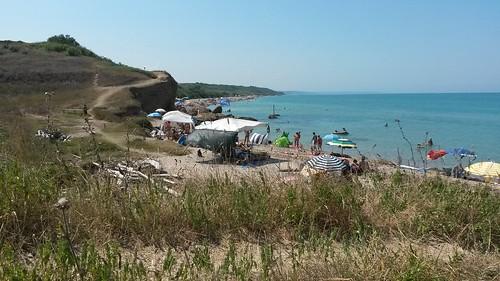 Plage de Punta Aderci