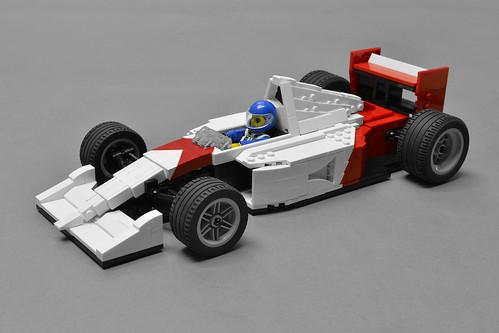 McLaren MP4/6 (4)