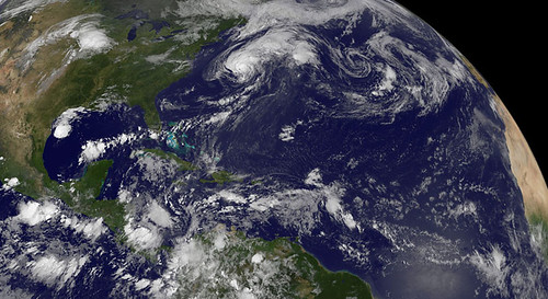 Satellite Sees a Hyperactive Tropical Atlantic