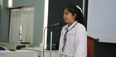 Speech Competition Varee