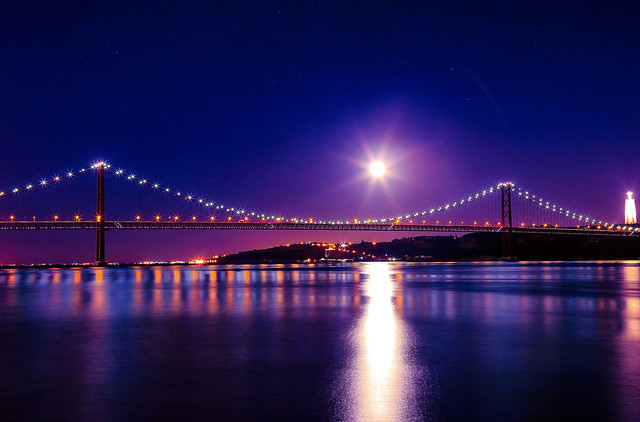 Moonlight in Lisboa