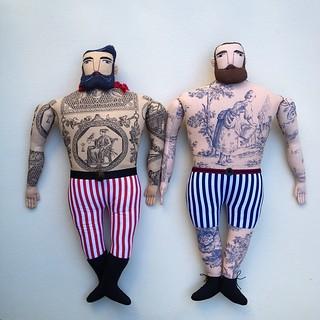 2 big men #renegadechicago