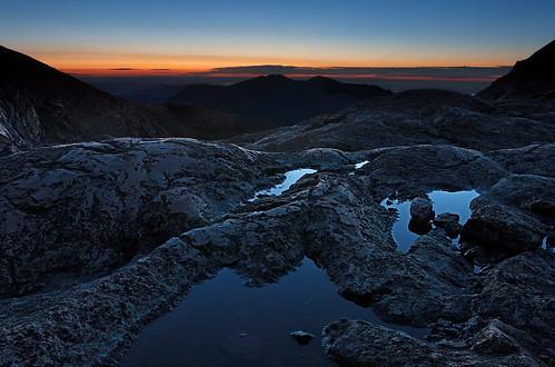 morning shadow mountains water pool silhouette rock sunrise puddle nationalpark colorado places boulders rockymountainnationalpark