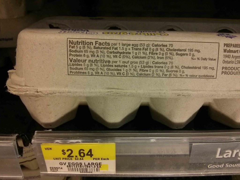 Walmart Large Eggs