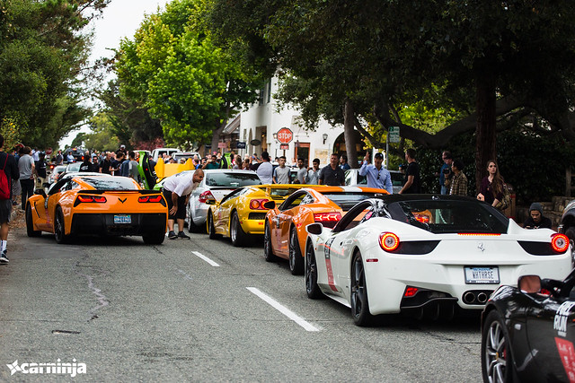 Monterey Car Week Day 2