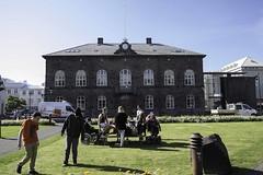 Alþingishús (Parliament House)