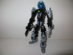 Jraon, Toa of Electricity