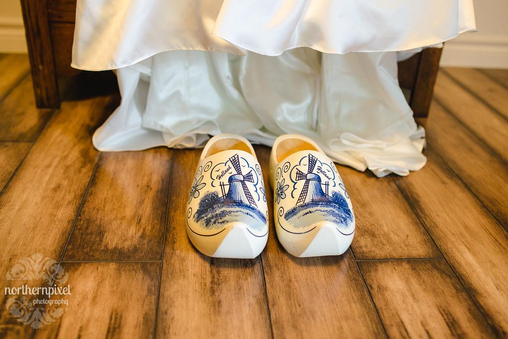 Bridal Klompen
