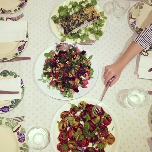 salads summer