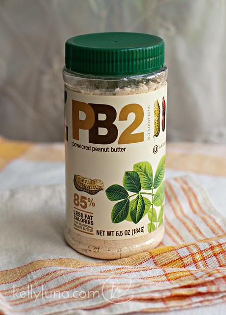 powdered PB
