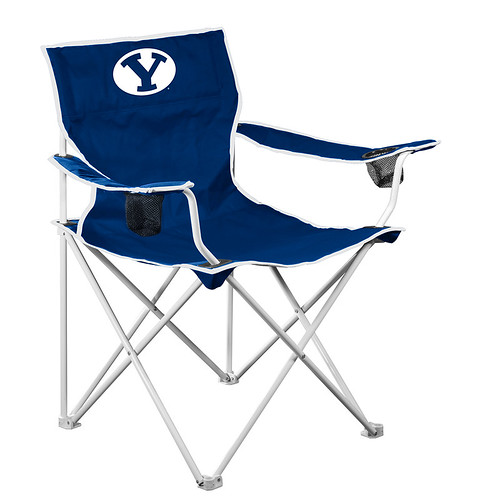 Brigham Young Cougars Deluxe TailGate/Camping Chair