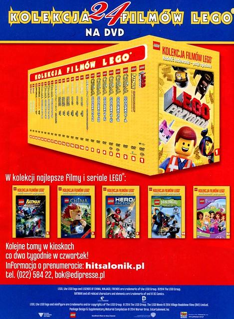 Filmy LEGO 3