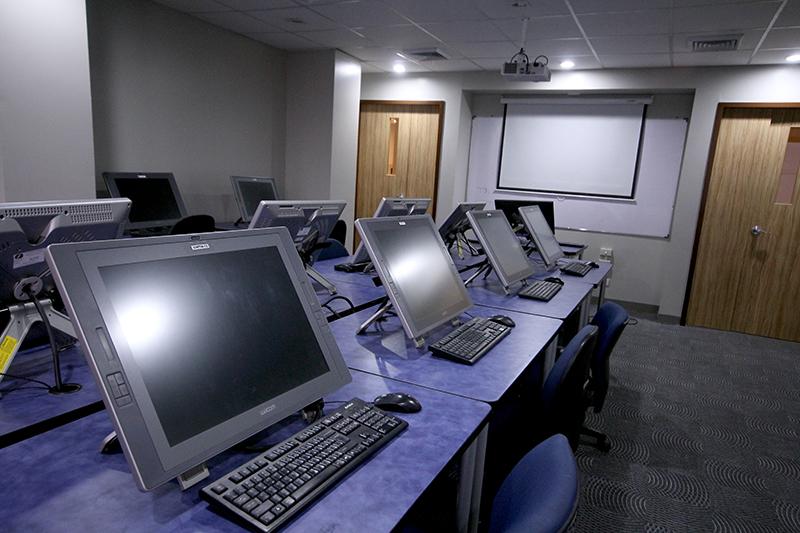 iAcademy rooms 1