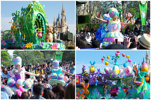 Easter Parade Four