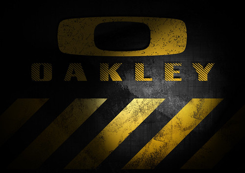 Oakley wallpaper | Homemade | KOWABUNGA | Flickr
