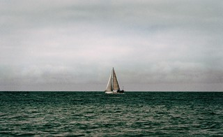 Sailboat | by Benjamin Disinger