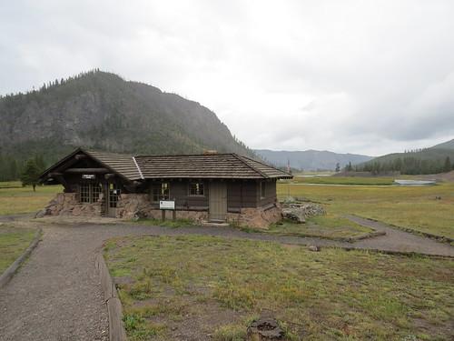 Junior Ranger Station