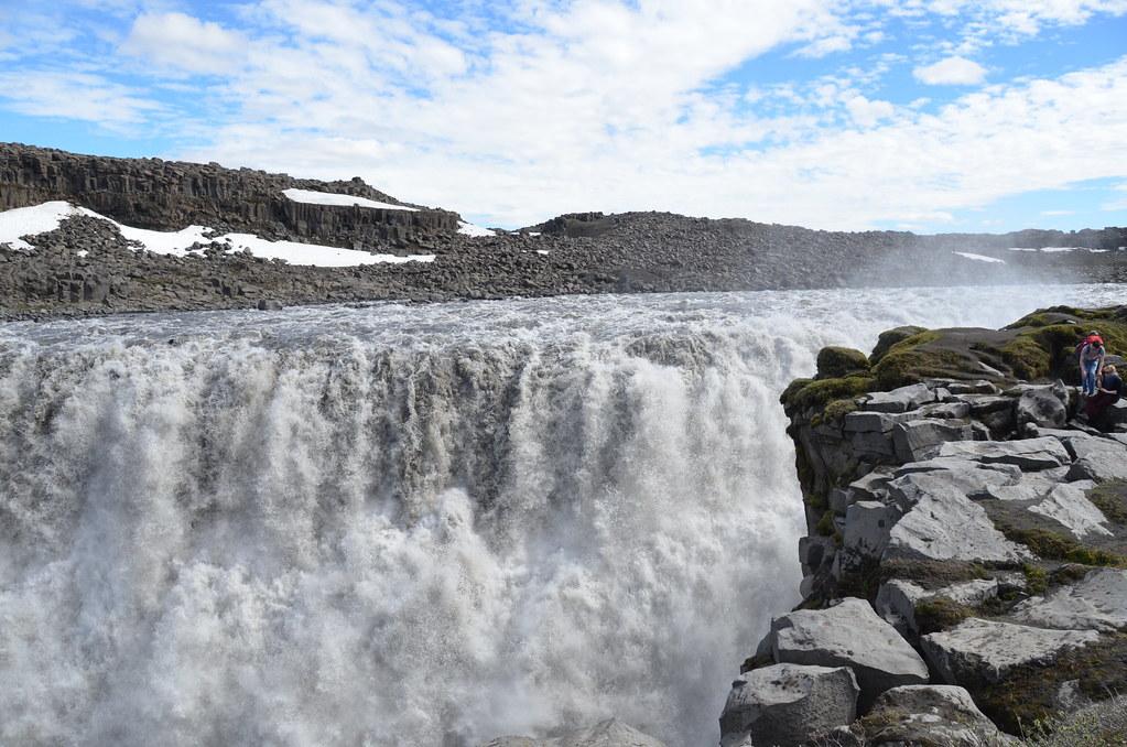 Islandia - Dettifoss