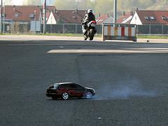 Audi RS6 ferngesteuert (Nitro)