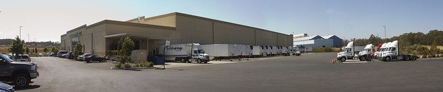 Whole Foods Market's Richmond Distribution Center; Richmond, CA (2014)