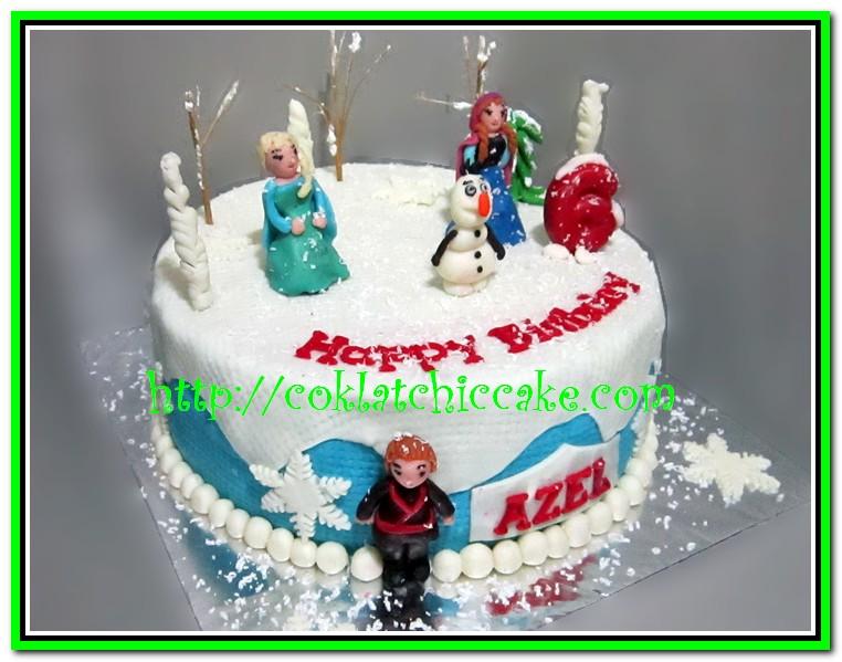 Cake Disney the Frozen