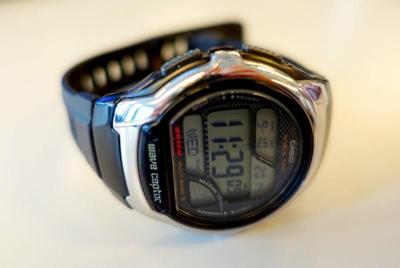 Not a smartwatch