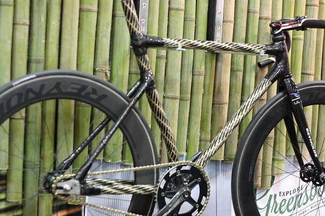 herobike carbon bamboo bike