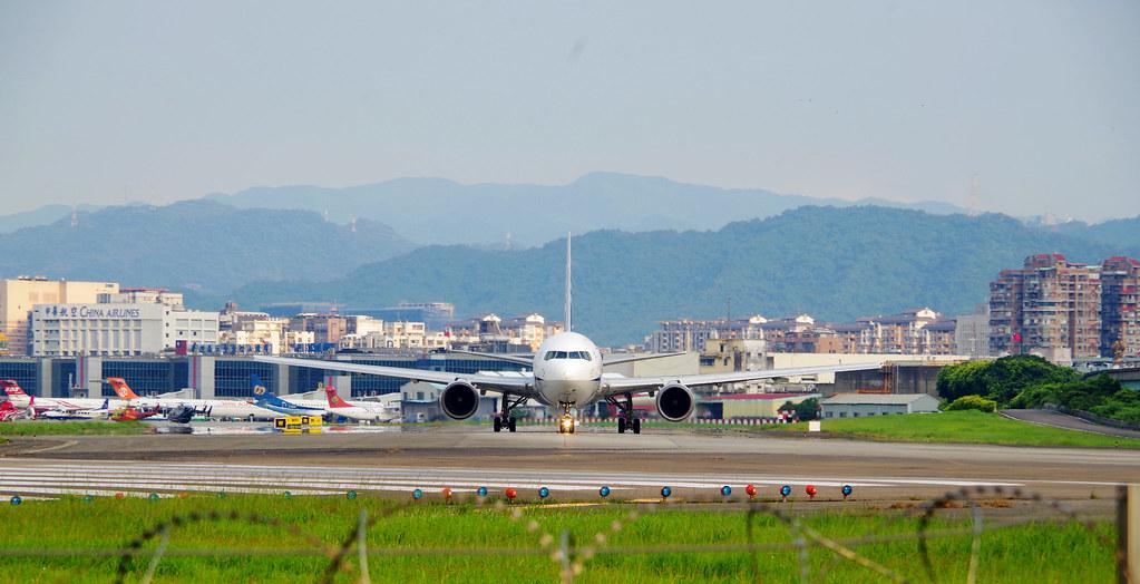 松山機場打鐵鳥