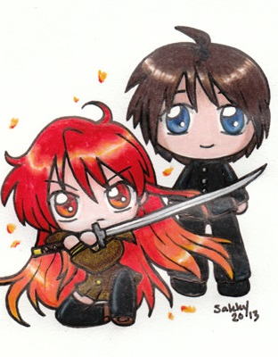 Shakugan no Shana Specials - Shana Specials | Shana of the Burning Eyes Specials | Shakugan no Shana-tan | Shakugan no Shana-tan Returns | Itadaki no Hecate-tan | Banjou no Carmel-san